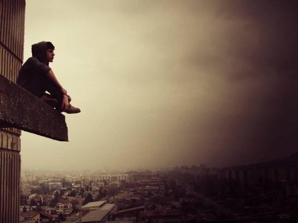 تنهایی من دنیایی داره…